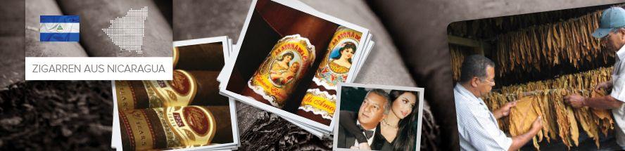 nicaragua zigarren online bei paul kaufen. Black Bedroom Furniture Sets. Home Design Ideas