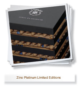 Zino Platinum Limited Editions
