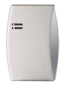 Colibri Eclipse weiss matt metallic