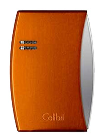 Colibri Eclipse orange eloxiert