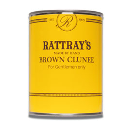 Rattrays British Collection - Brown Clunee