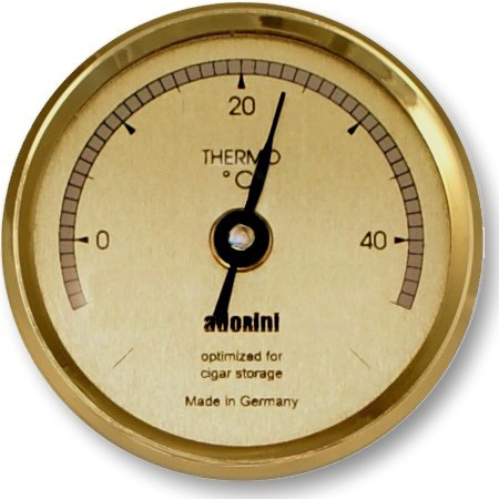 Adorini Humidor Thermometer Gross