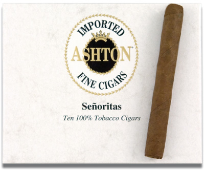 Ashton Small Cigars Kamerun - Senoritas
