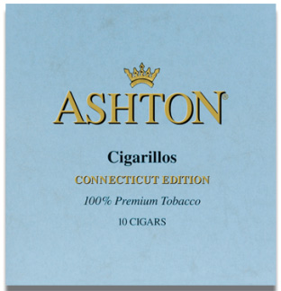 Ashton Small Cigars Connecticut - Cigarillos