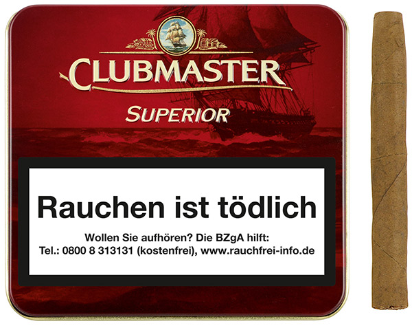 Clubmaster Superior  Red (ehemals Vanilla )