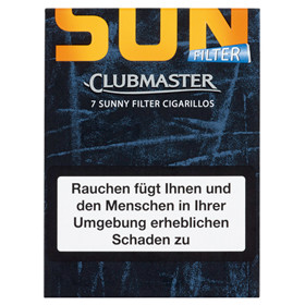 Clubmaster Sun Filter
