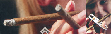 Cut-Up Cigarillo