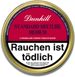 Dunhill Standard Mixture Medium (ehemals Mellow )