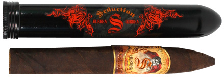 Gurkha Seduction Torpedo Tubos