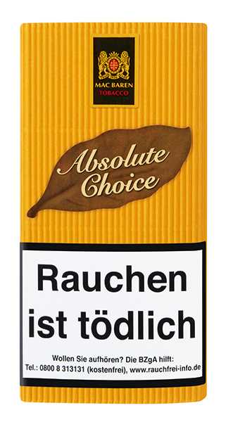 Mac Baren Absolute Choice (ehemals Aromatic Choice)