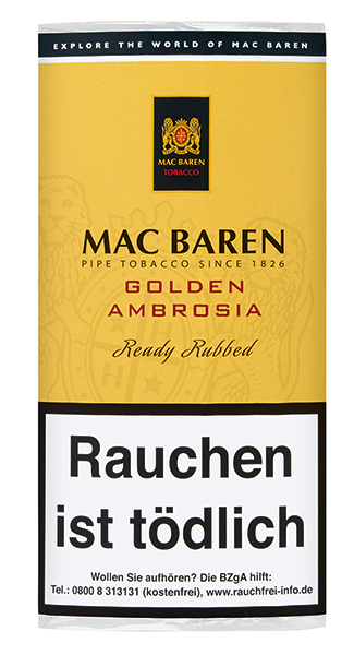 Mac Baren Golden Ambrosia