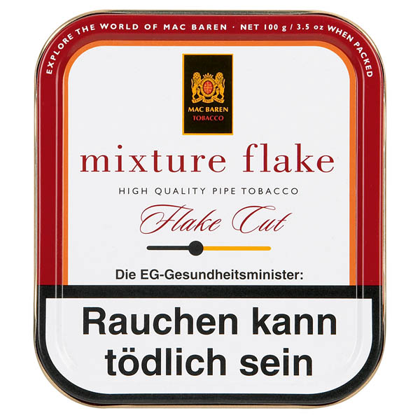 Mac Baren Mixture Flake