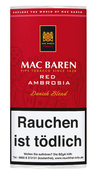 Mac Baren Red Ambrosia (ehemals Cherrry)