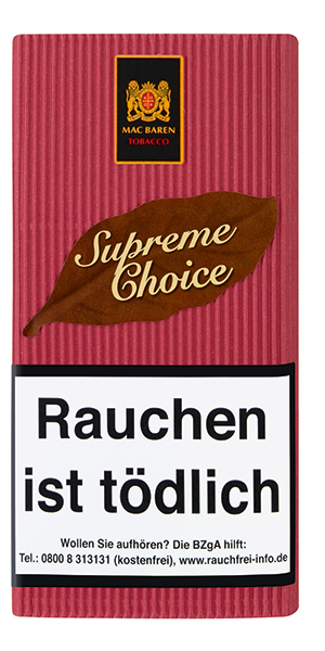 Mac Baren Supreme Choice (ehemals Cherry Choice)
