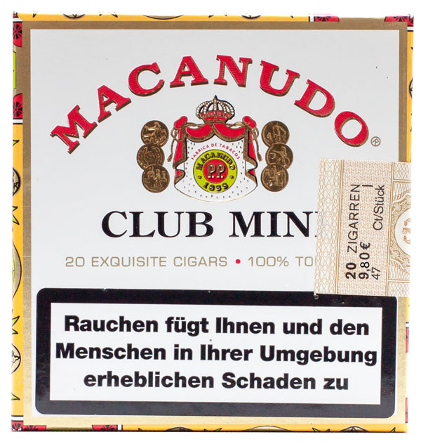 Macanudo Cafe Club Mini