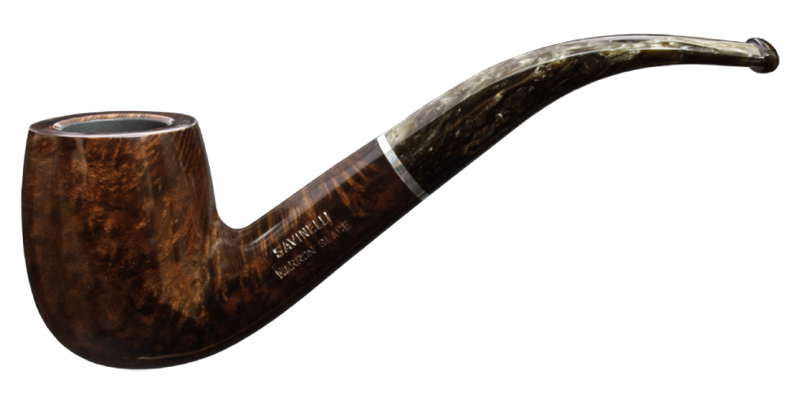 Pfeifen Savinelli - Marron Glace Brown 606