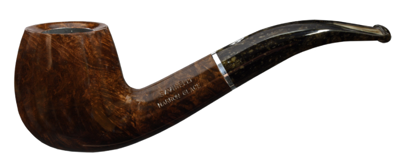Pfeifen Savinelli - Marron Glace Brown 677