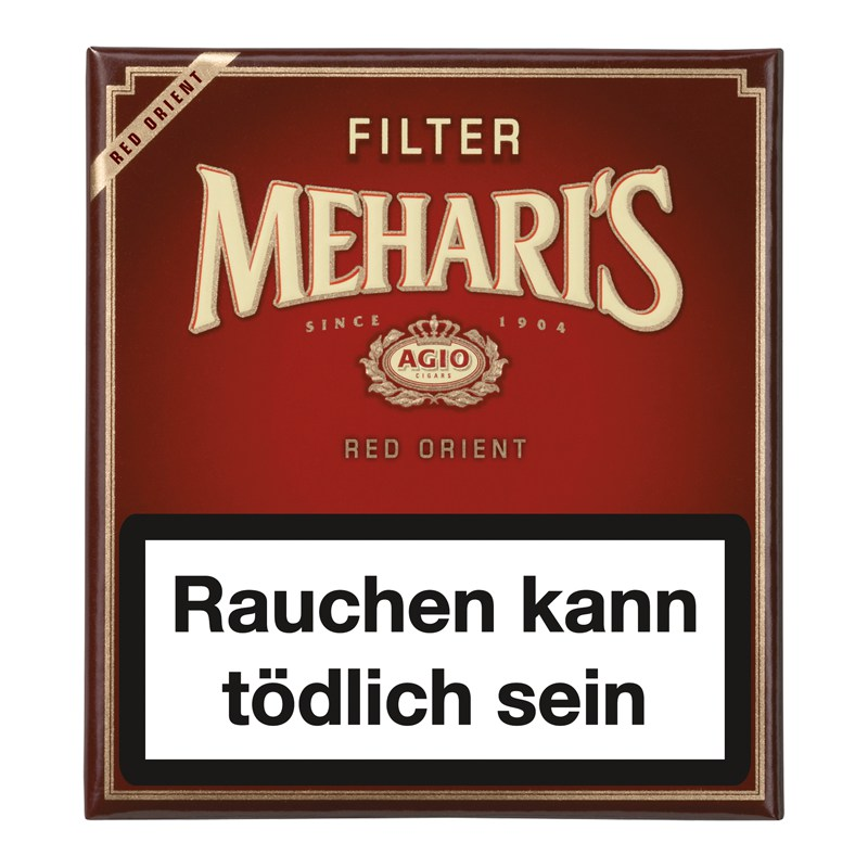 Meharis Red Orient Filter