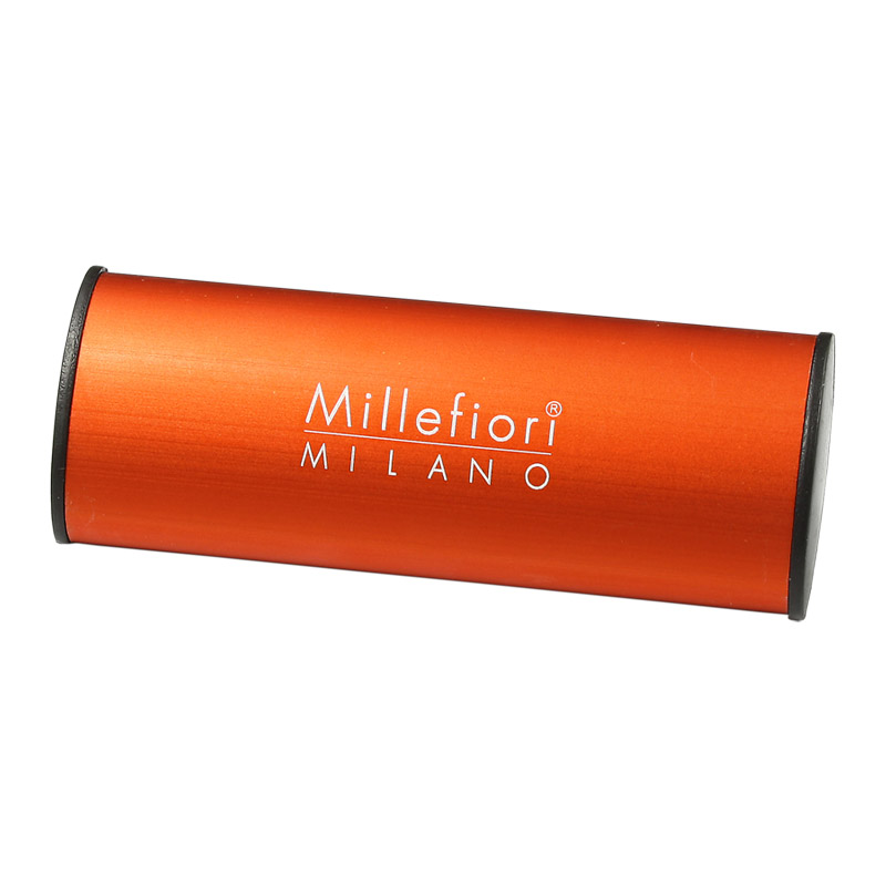 Car Air by Millefiori Milano - Autobedufter Orange Tea