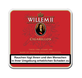 Willem II Red Line Cigarillo