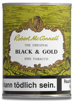 Robert McConnell - Black and Gold