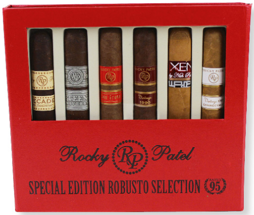 Rocky Patel Collection - Robusto Selection