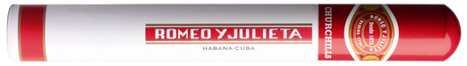 Romeo Y Julieta Churchill Tubos