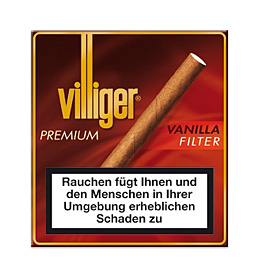 Villiger Premium Red Filter (ehemals Vanilla)
