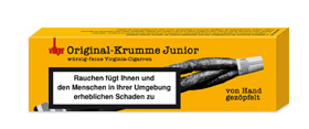 Villiger Virginias Krumme Junior