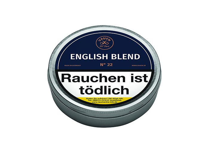 Vauen Pfeifentabak N°22 English Blend