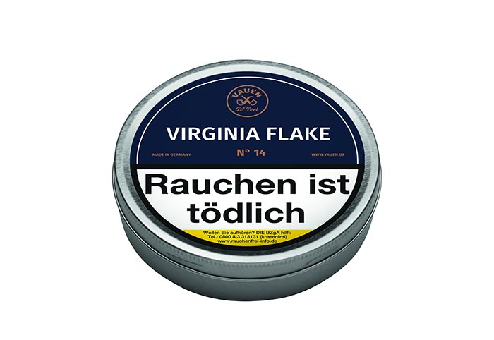Vauen Pfeifentabak Virginia Flake