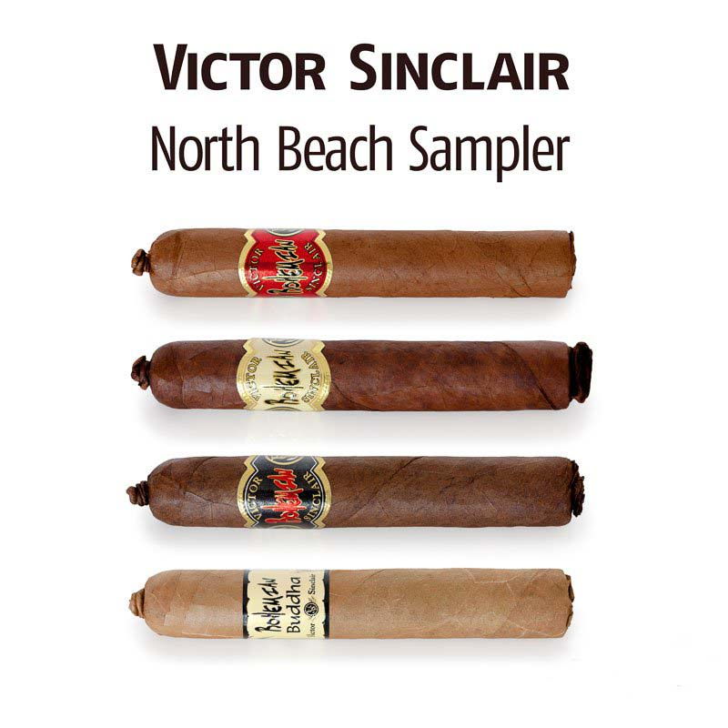 Victor Sinclair North Beach Sampler