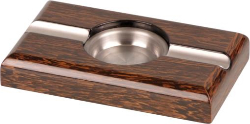 Accessoires Zigarrenascher Ironwood Design highgloss