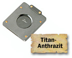 Zino Guillotine Metall Titan anthrazit