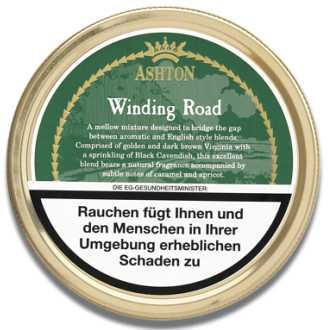 Ashton Pfeifentabak - Winding Road
