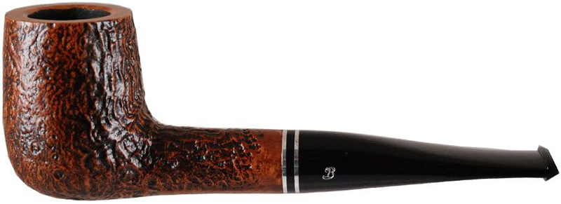 Big Ben Pfeifen Maestro Sandblast Billiard Straight