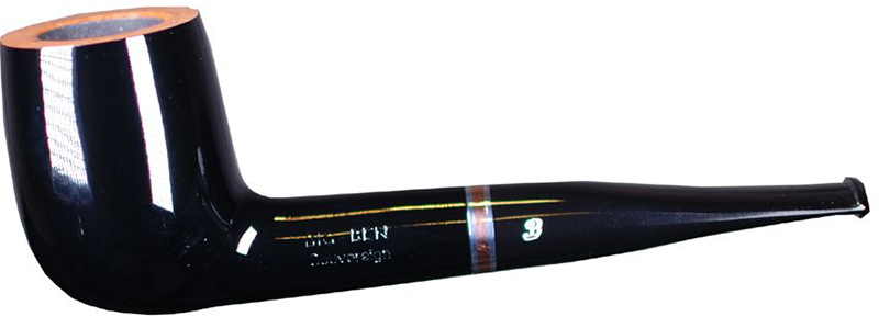 Big Ben Pfeifen Souvereign Black Nature 932