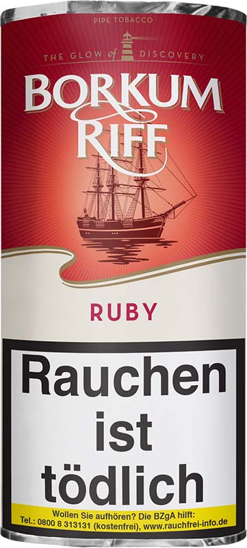 Borkum Riff Ruby  50g (ehemals Cherry Cavendish)