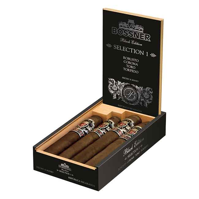 Bossner Cigars Black Edition Selection 1