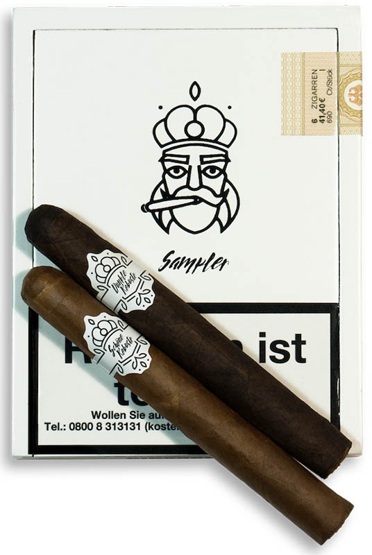 Cigarkings Sampler Robusto Serie