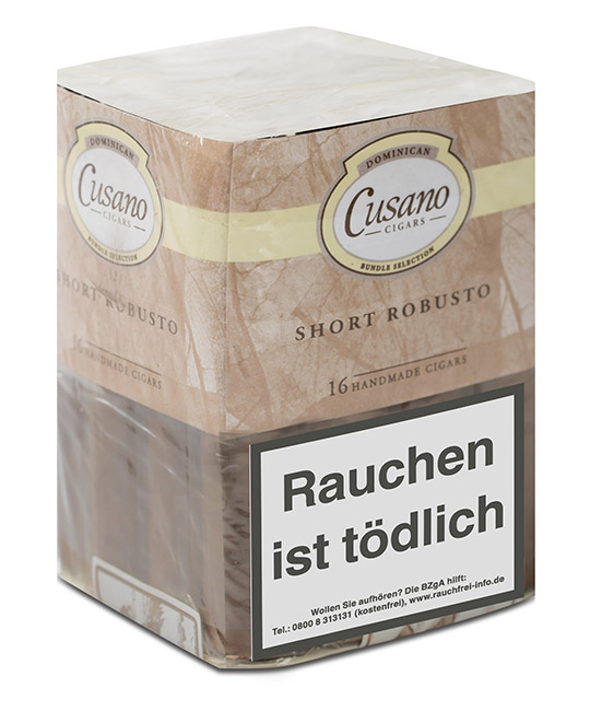 Cusano Bundles Dominican - Short Robusto