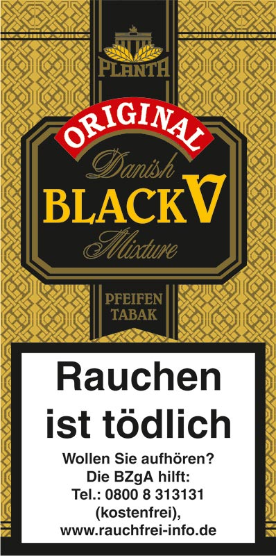 Danish Black V (ehemals Vanilla)