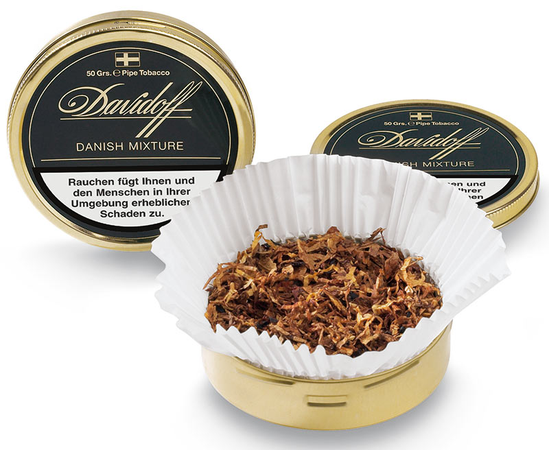 Davidoff Pfeifentabak Danish Mixture