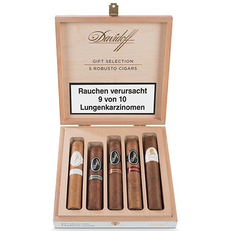 Davidoff Gift Selection Robusto