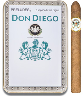 Don Diego Classic Preludes