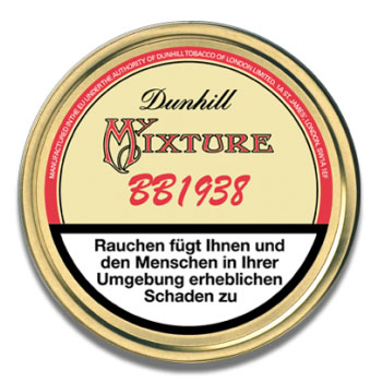 Dunhill Vintage Blend My Mixture BB 1938