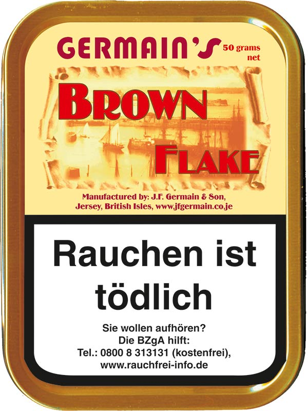 Germain´s Brown Flake