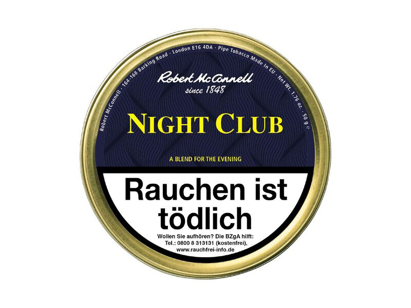 Robert McConnell - Night Club