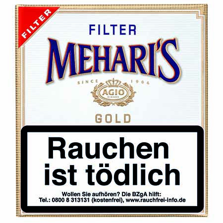 Meharis Gold Filter