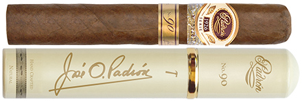 Padron 1926 Serie Natural No.90 Tubo